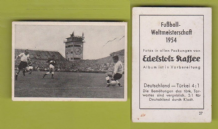 West Germany v Turkey Klodt 27